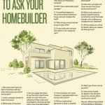 23 Questions to Ask Your Home Builder