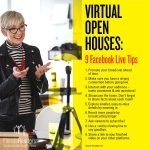 9 Tips for Facebook Live Virtual Open Houses